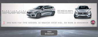 Fiat Tipo allemand