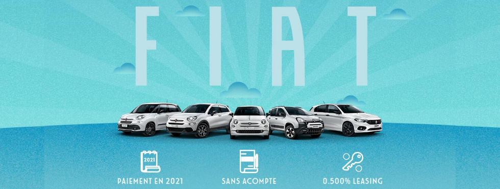 Fiat-Promotions